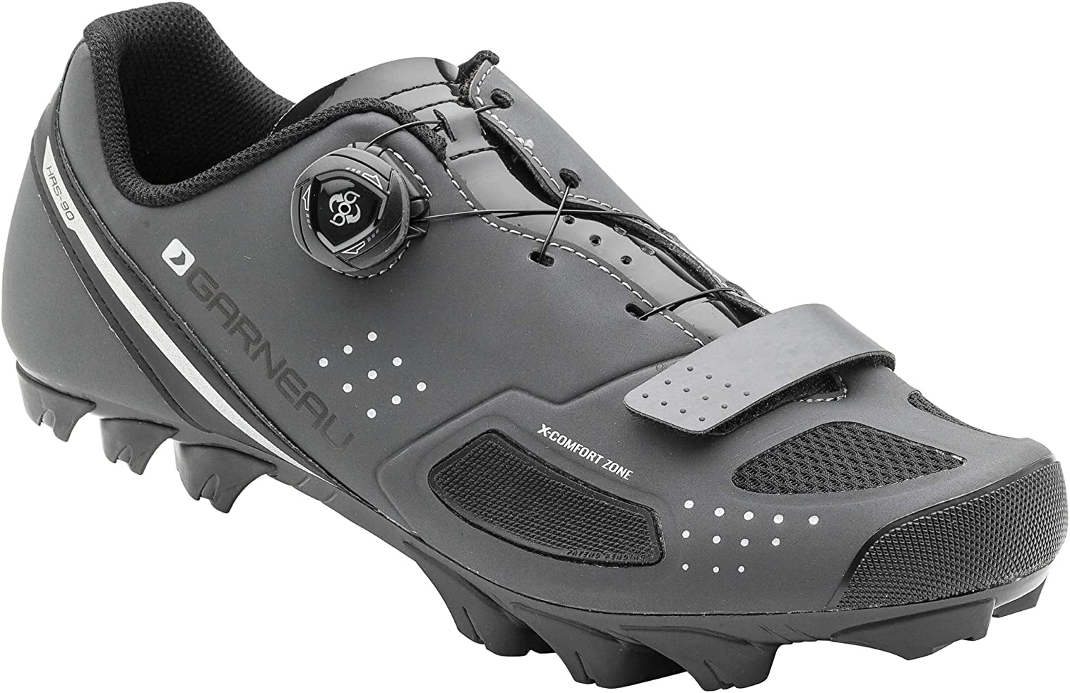 Louis Garneau Men s Granite 2 Mountain Bike MTB Shoes with BOA Adjustment System