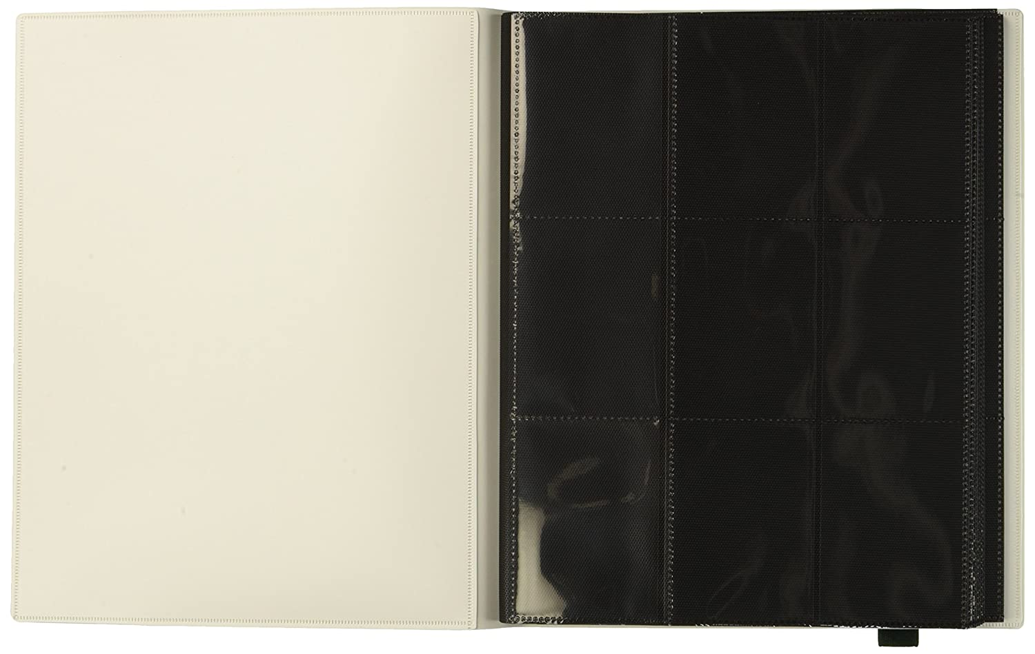 Ultimate Guard Binder 9-Pocket Flexxfolio Lands Edition Forest Collectible Card Protection