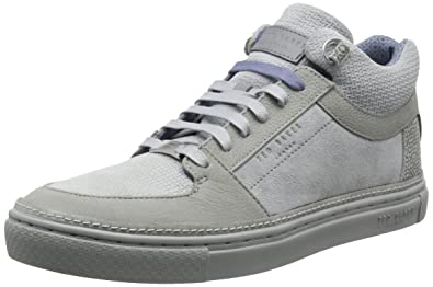 Mens Komett Hi-Top Sneakers Ted Baker CODGa0A78