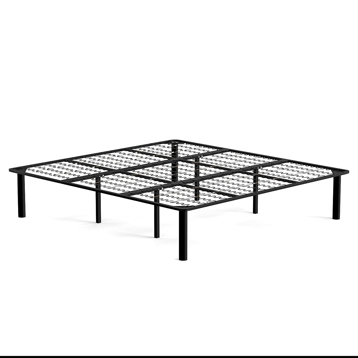 Amazon.com: Handy Living Bed Frame King: Kitchen & Dining