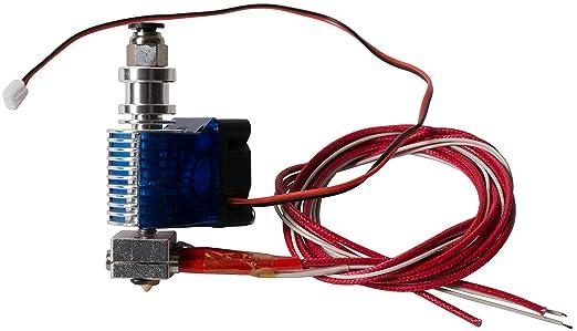 All Metal Hot End para impresora 3D filamento de 1,75 mm, boquilla ...