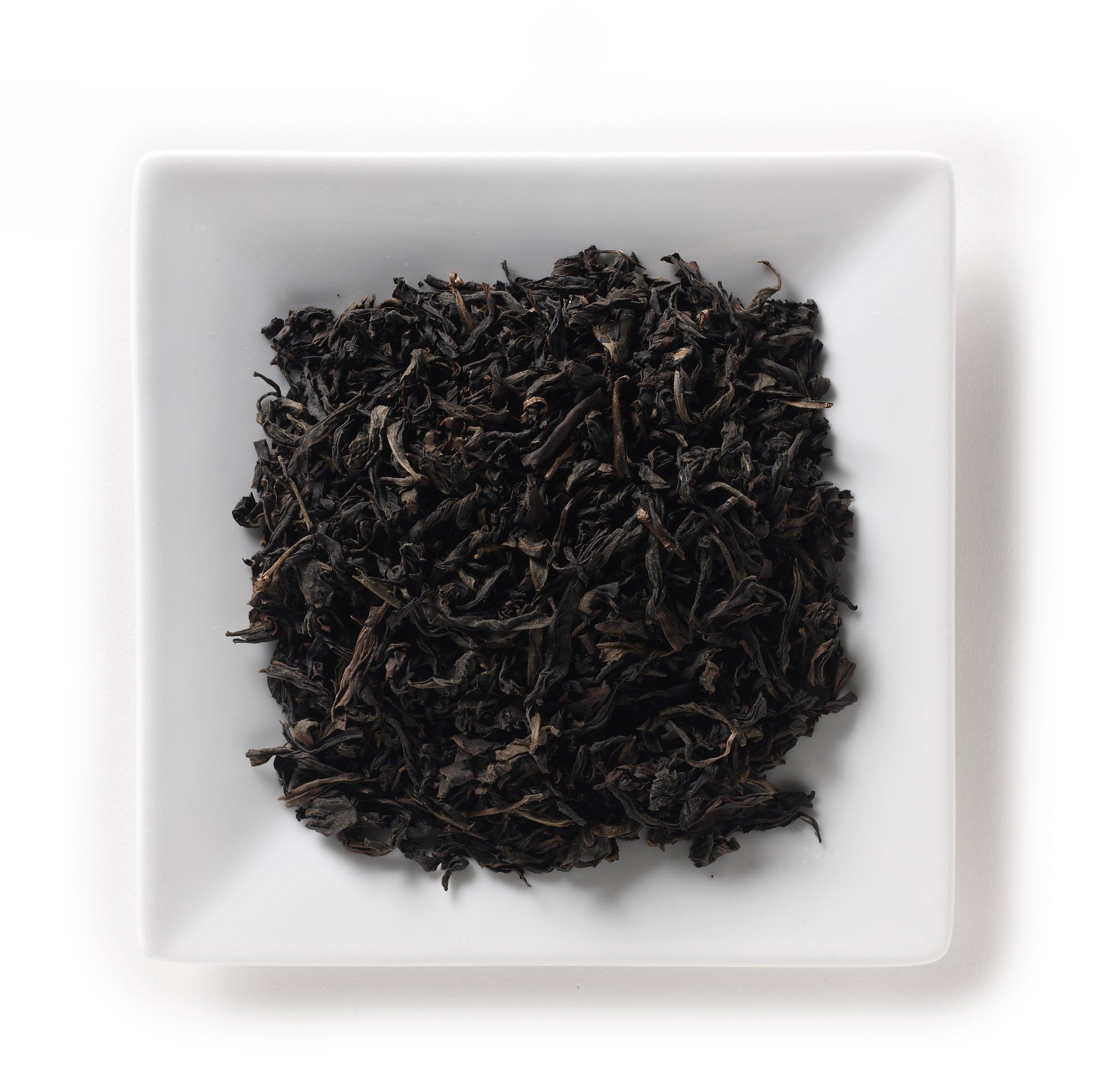 Mahamosa Qilan Wuyuan Oolong Organic Tea 2 oz, Loose Leaf Chinese Oolong Tea (wu long tea, wulong tea)