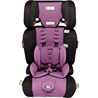 InfaSecure Visage Astra Convertible Booster Seat for 6 Months to 8 Years, Purple