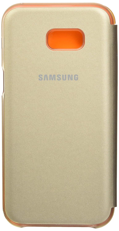 official photos f3773 1ca86 Amazon.com: Samsung EFFA520PFEGCA Neon Flip Cover Galaxy A5 (2017 ...