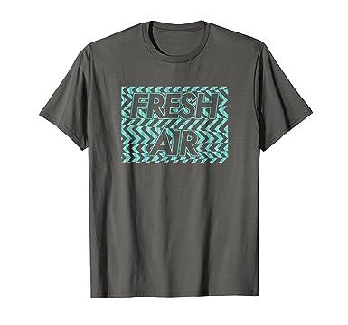 c67d31485e0 Amazon.com  Island Green Fresh Air T-Shirt Foamposites  Clothing