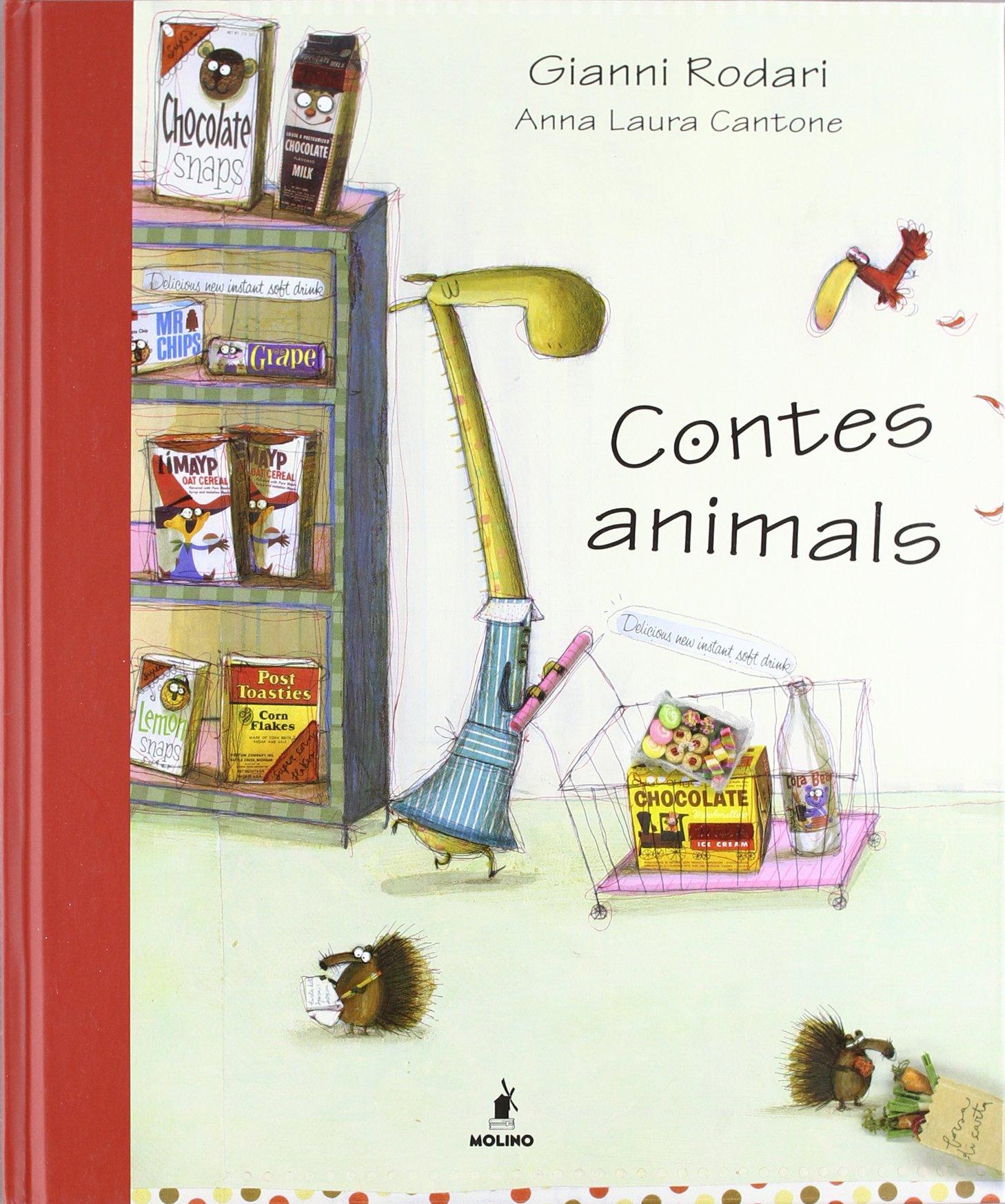 Contes animals: 000 (INFANTIL CATALÀ): Amazon.es: Rodari, Gianni ...