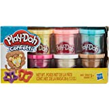 Hasbro B3423AS3 Play-Doh Confetti Collection with 6 Non-Toxic Colors