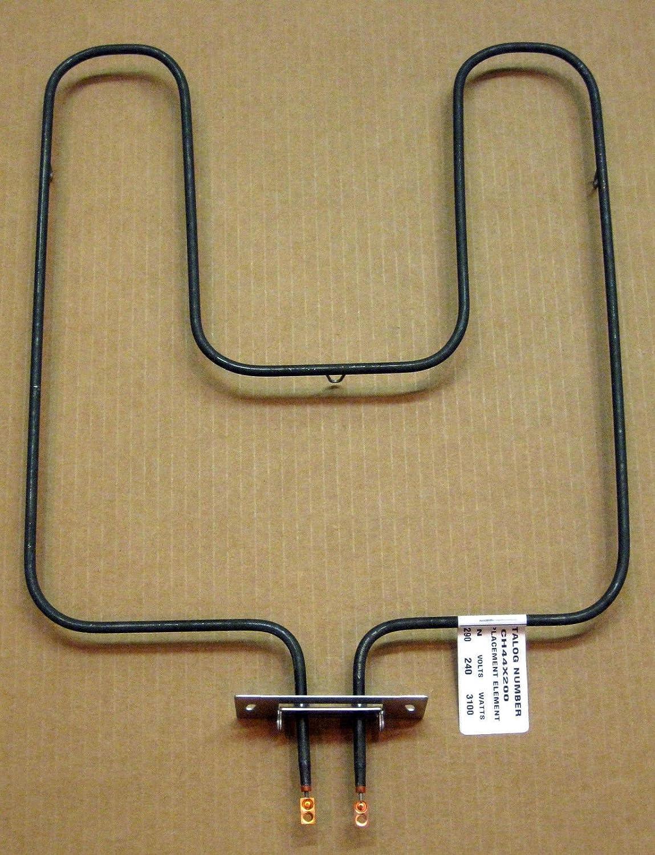 (KAS) WB44X200 WB44X160 AP2031031 for Vintage Hotpoint Range Oven Element Bake Unit Heating Element