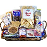 Amazon tastes of texas texas gift basket gourmet candy little bit of texas tray gift basket solutioingenieria Image collections