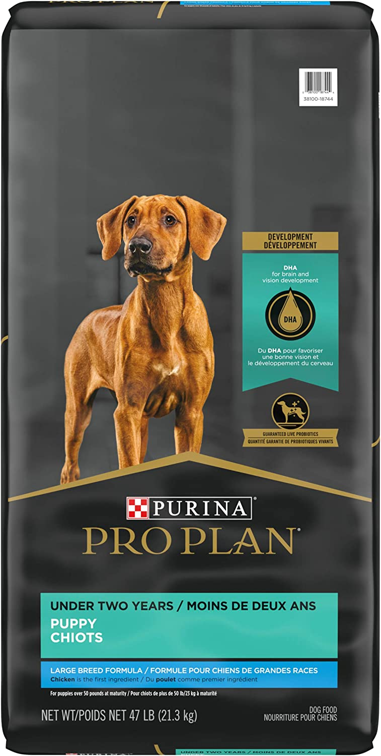 Purina Pro Plan Dry Puppy Food Large Breed