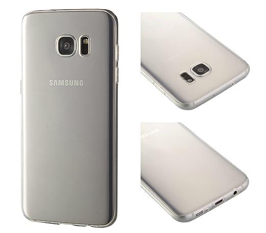 3 opinioni per Liamoo Cover sottile in TPU per Samsung Galaxy S7 Edge