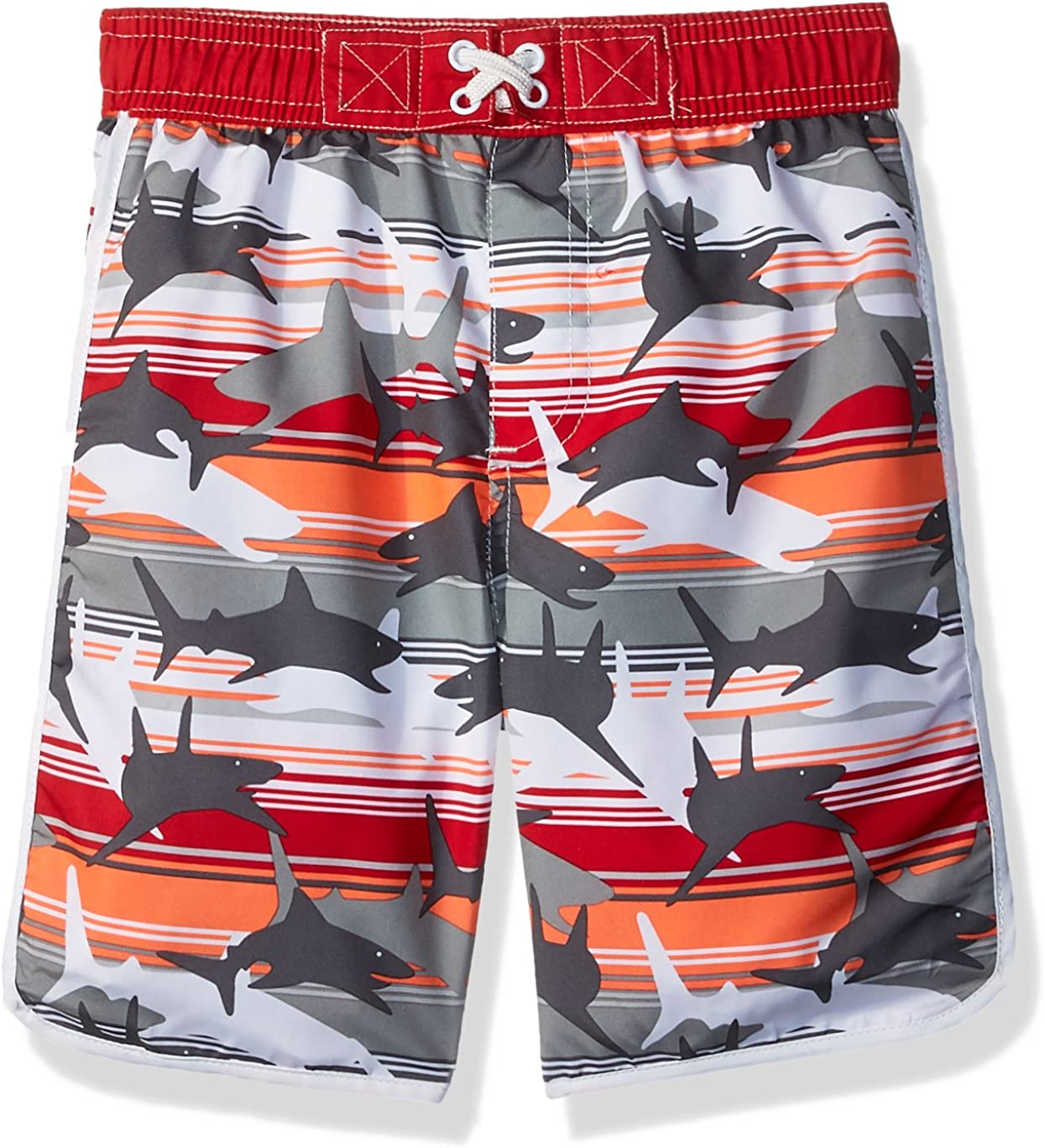 Wippette Boys Toddler Quick Dry Swim Trunk