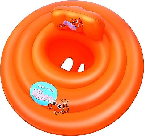 Bestway 91101 Swim ring flotador para natación - flotadores para natación (Swim ring, Naranja, Vinilo, Full color box): Amazon.es: Juguetes y juegos