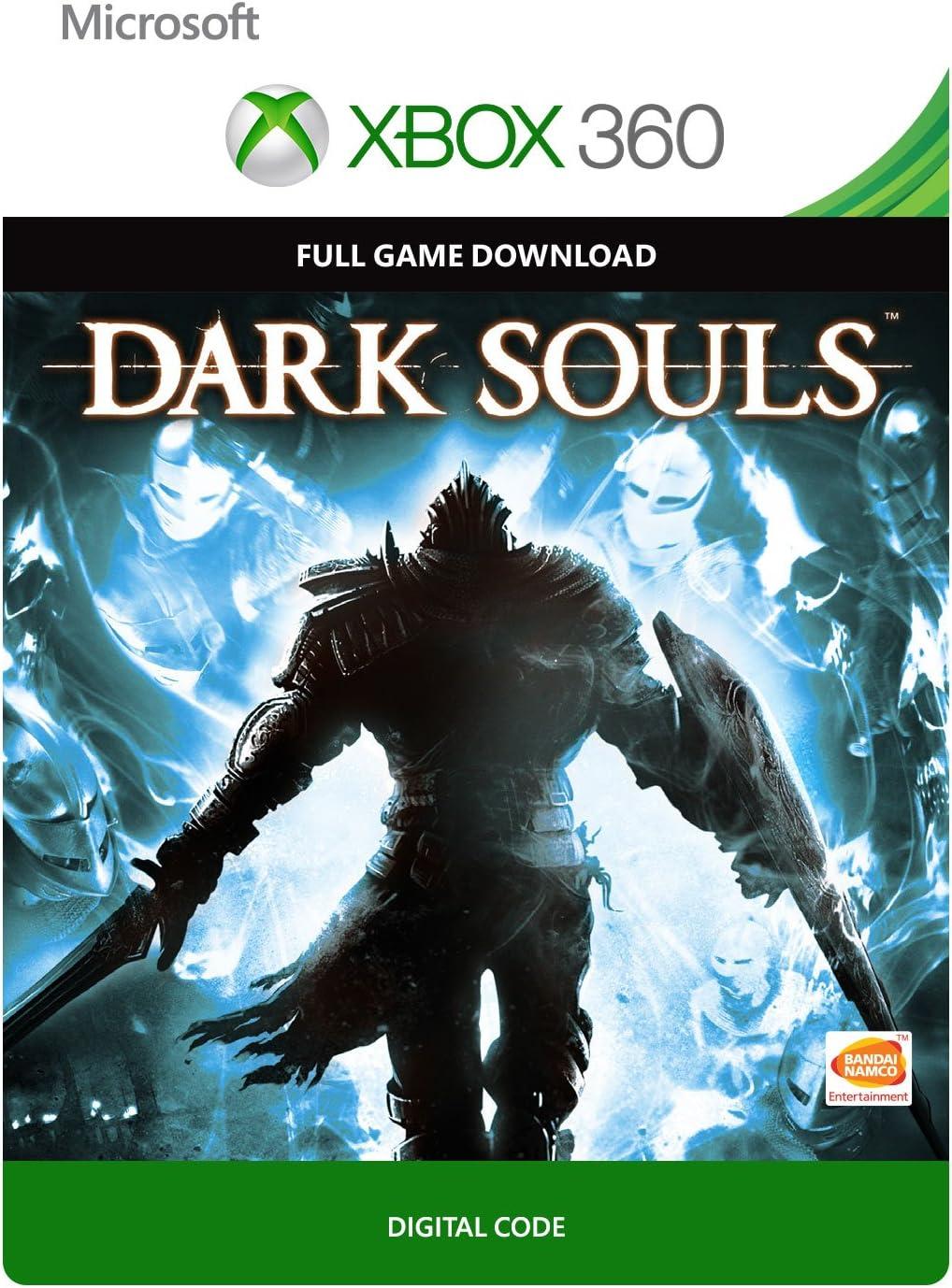 Amazon com: Dark Souls - Xbox 360 Digital Code: Video Games
