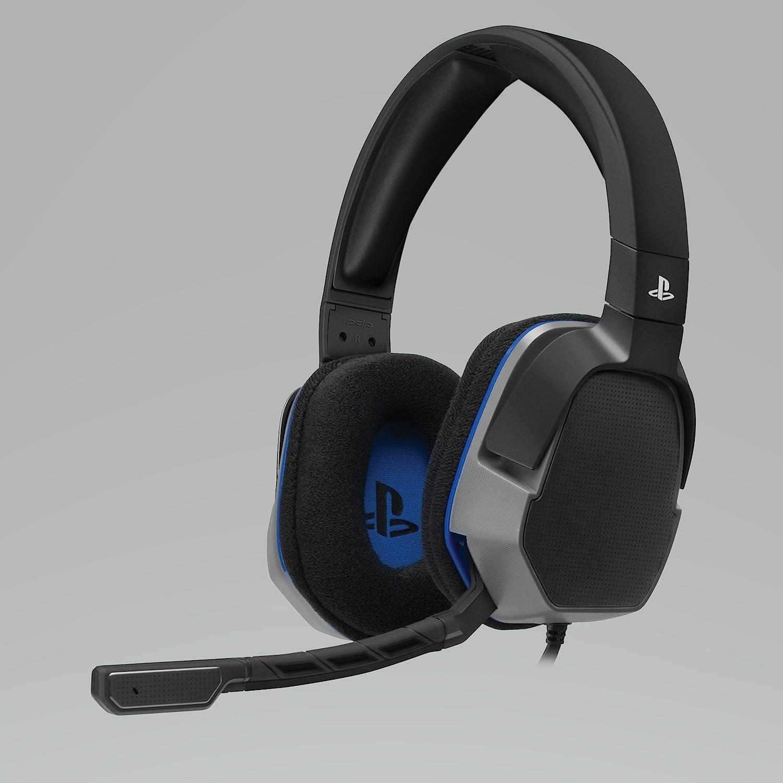 Pdp - Auriculares Stereo LVL 3 con Licencia Oficial Sony (PS4): Amazon.es: Videojuegos