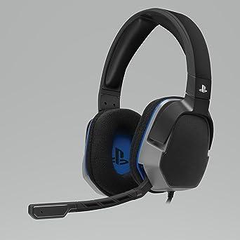 Sony Casque Lvl 3 Pour Ps4 Stéréo Amazonfr Jeux Vidéo