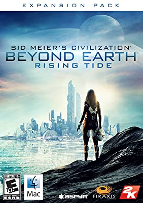 Civilization: Beyond Earth - Rising Tide [Online Game Code]