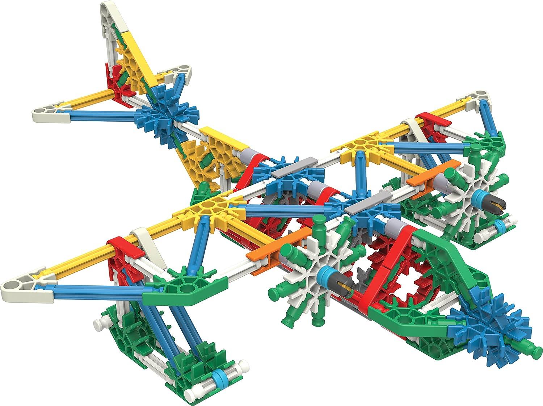 创意性建构玩具K'NEX 70 搭建模块,可搭建飞机、汽车、动物