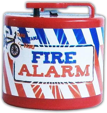 FAHRRADGLOCKE Polizei Feuerwehr für Kinder Fahrradklingel Fahrrad Klingel Glocke