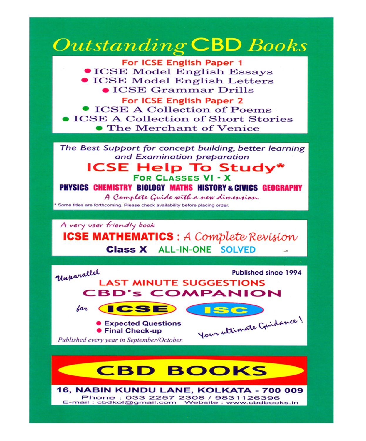 Cracking the English Essays for ICSE Class    Board Exams   Exam   Adomus Icse class   th English Language solved question paper