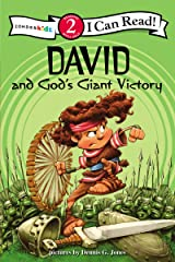David and God's Giant Victory: Biblical Values, Level 2 (I Can Read! / Dennis Jones Series) Paperback