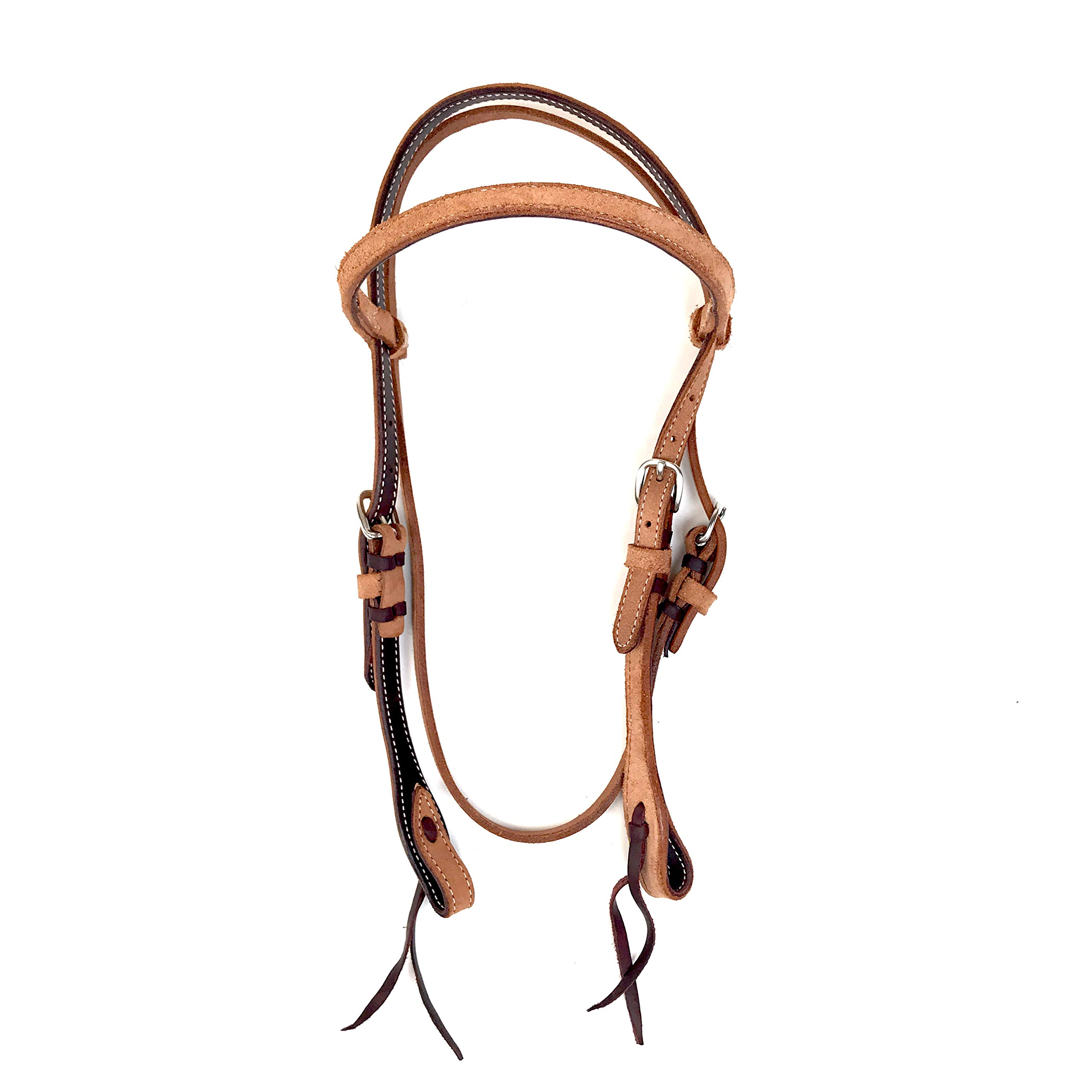 Alamo Saddlery LLC Rancher Supply- 'Elite 1'' Headstall'