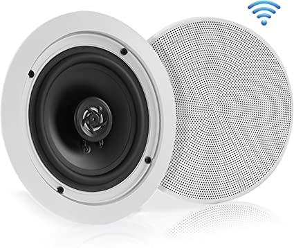 """Sound Around Pyle 2 Pair 3/"""" Flush Mount In-wall In-ceiling 2-Way Home Speaker"""
