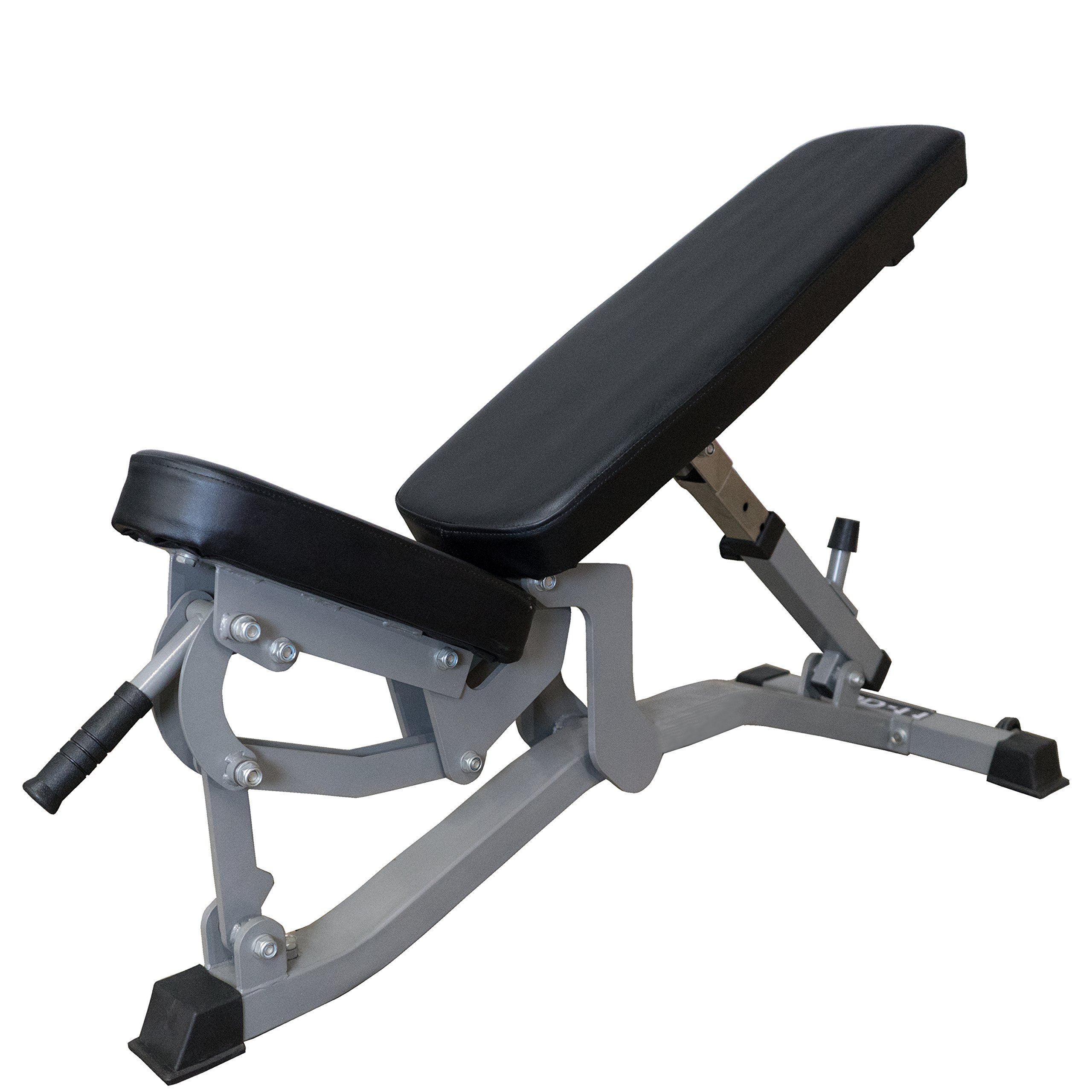 Valor Fitness DD-11 Flat / Incline Utility Bench with Wheels