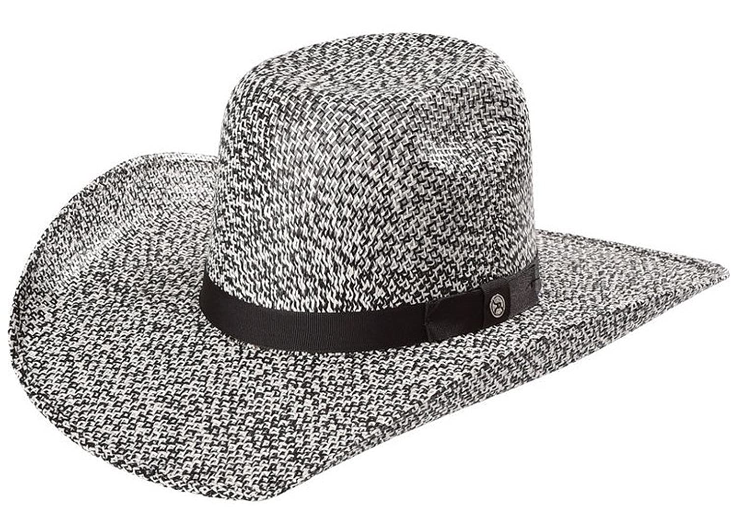 74170ab033db0 Resistol Hooey Collection Del Rio K Straw Cowboy Hat at Amazon Men s  Clothing store
