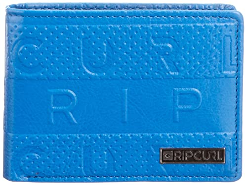 Rip Curl All Day 5 - Monedero hombre, color azul, talla 12cms x 9cms: Amazon.es: Zapatos y complementos