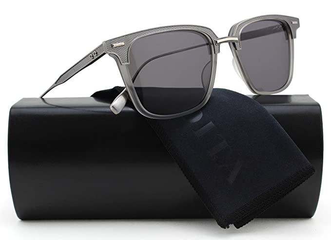 6b69dd361285 DITA DRX-2085 Oak Sunglasses Gunmetal w Grey (DRX-2085-A-T-GRY-SLV ...