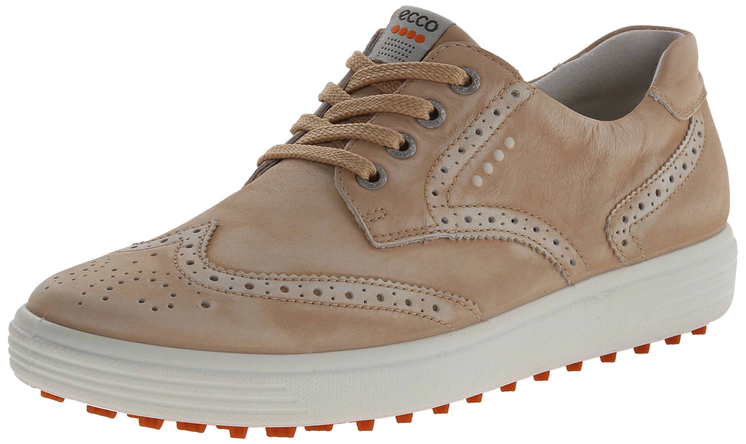 ECCO Women's Casual Hybrid Golf Shoe, Sesame, 36 EU/5-5.5 M US