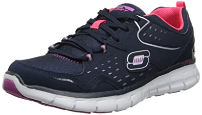 Skechers Synergy Front Row Damen Sneakers