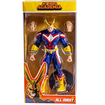 McFarlane Toys My Hero Academia All Might 7 inch Action Figure: Toys & Games