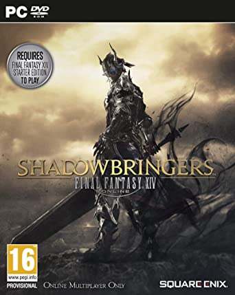 Final Fantasy XIV: Shadowbringers PC DVD: Amazon co uk: PC & Video Games