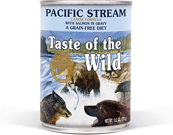 Taste of the Wild Premium Wet Canned Dog Food - Best Grain-Free Wet Dog Food