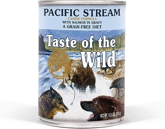Taste of the Wild Premium Wet Canned Dog Food - Best Grain-Free Wet Dog Food