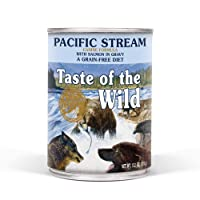 Taste of the Wild High Protein Real Meat Grain-Free Recipes Wet Canned Dog Food,...