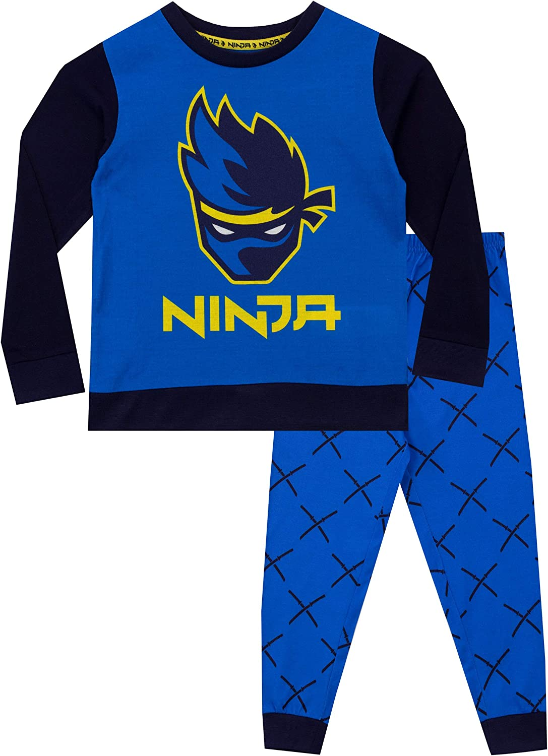 Ninja Boys Pajamas