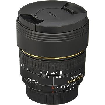 Sigma EX 15mm f/8