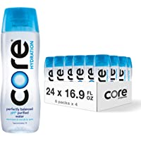 CORE Hydration Perfect 7.4 pH Nutrient Enhanced Water, 16.9 Ounce (Pack of 24)