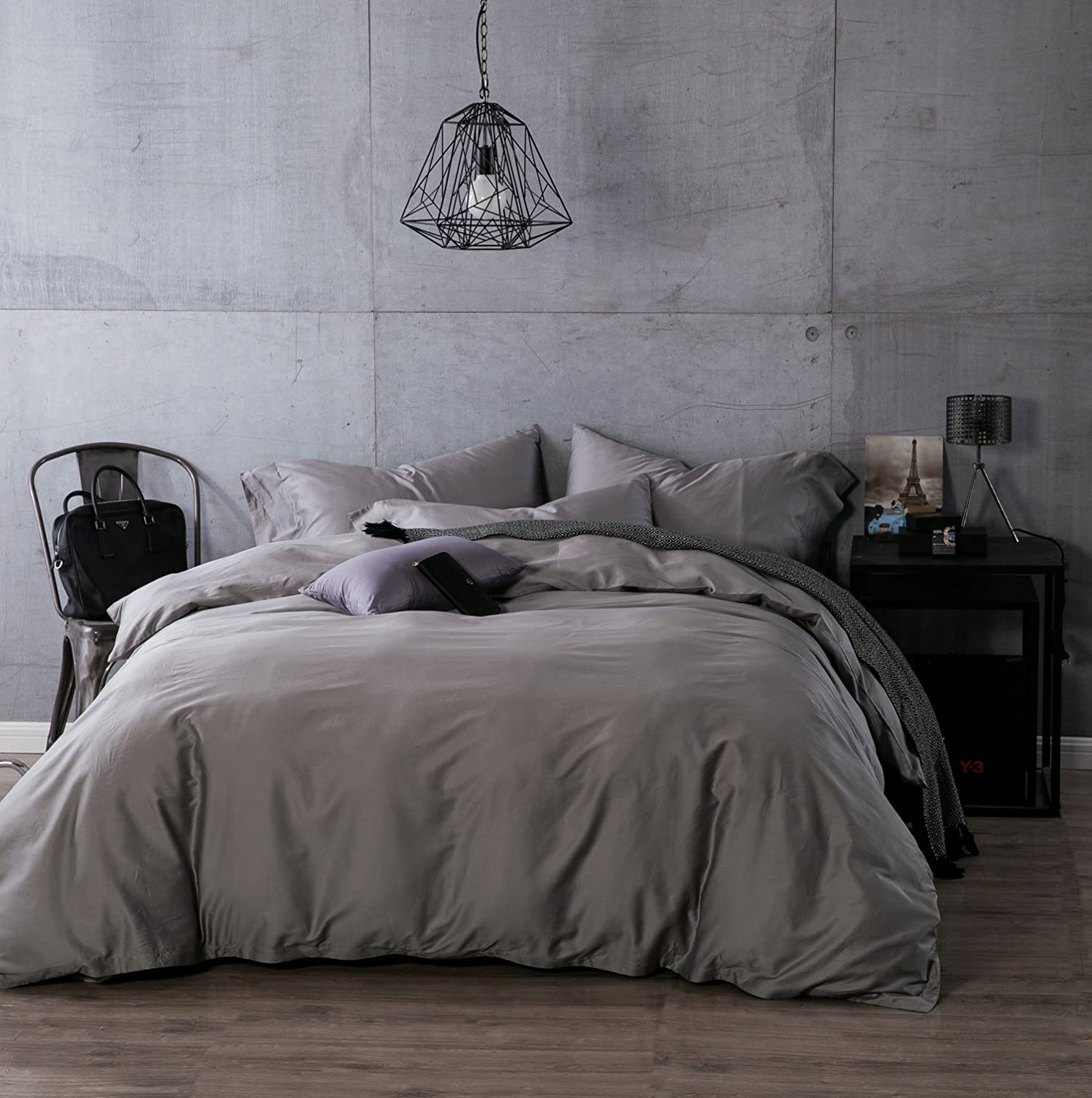 weekender duvet cstudio res hi covers home web cover gray solid the slate store sham company