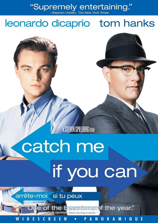Amazon Com Catch Me If You Can Widescreen Edition Leonardo