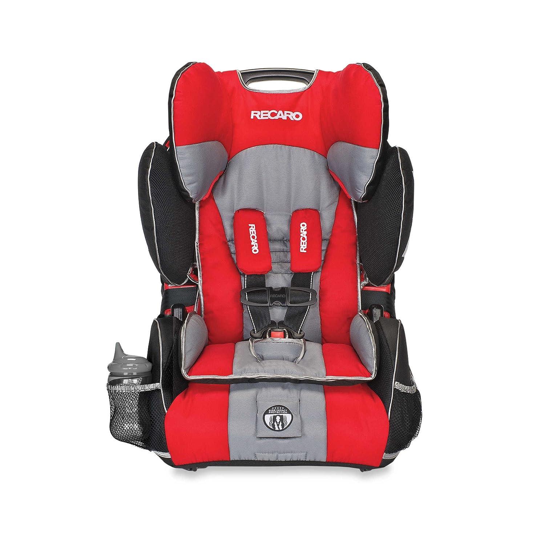 Recaro Performance Sport >> Amazon Com Recaro Performance Sport Booster Car Seat In Red Baby