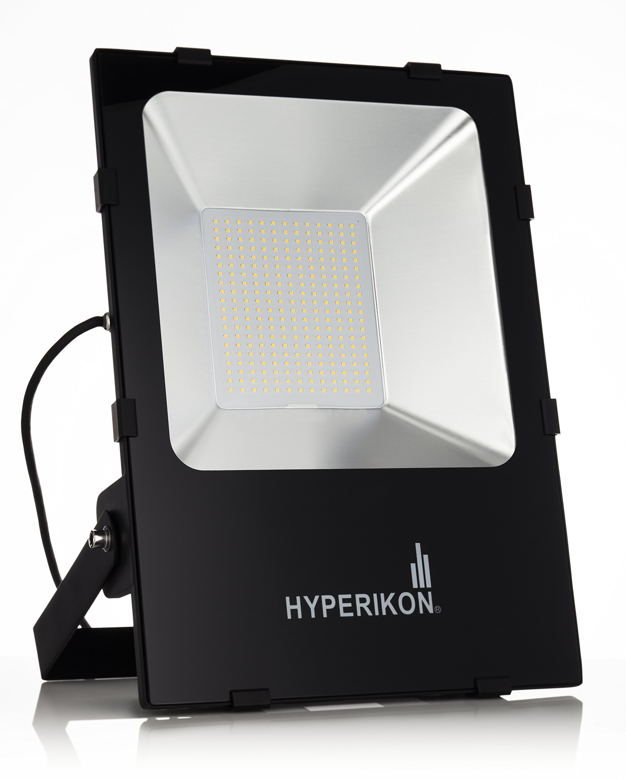 Hyperikon 200W LED Flood Light, (1000 Watt Equivalent), 22000 lumen, 5000K Super Bright LED Outdoor, IP65