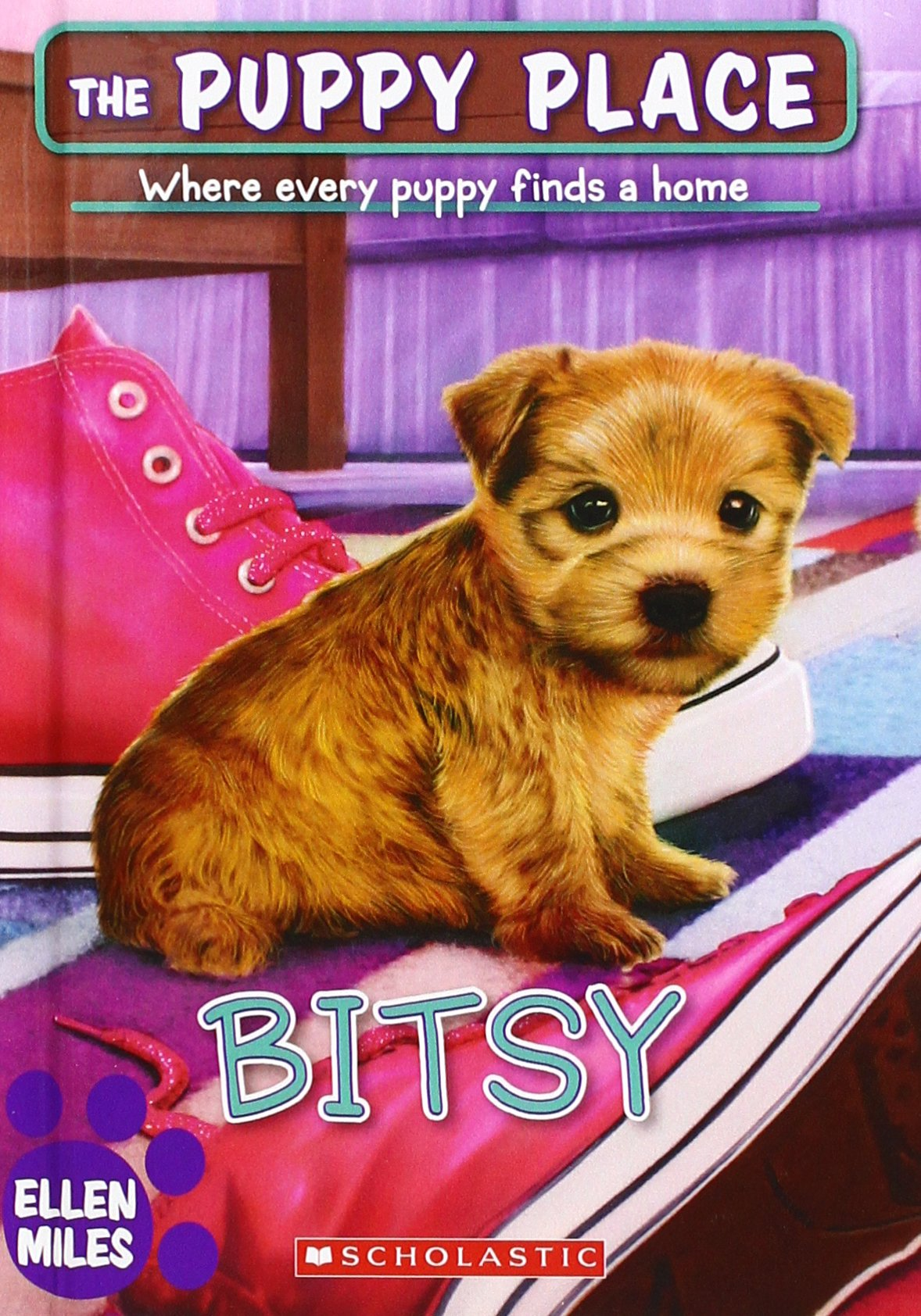Bitsy (Puppy Place) (Turtleback School & Library Binding Edition) (The Puppy Placy) pdf