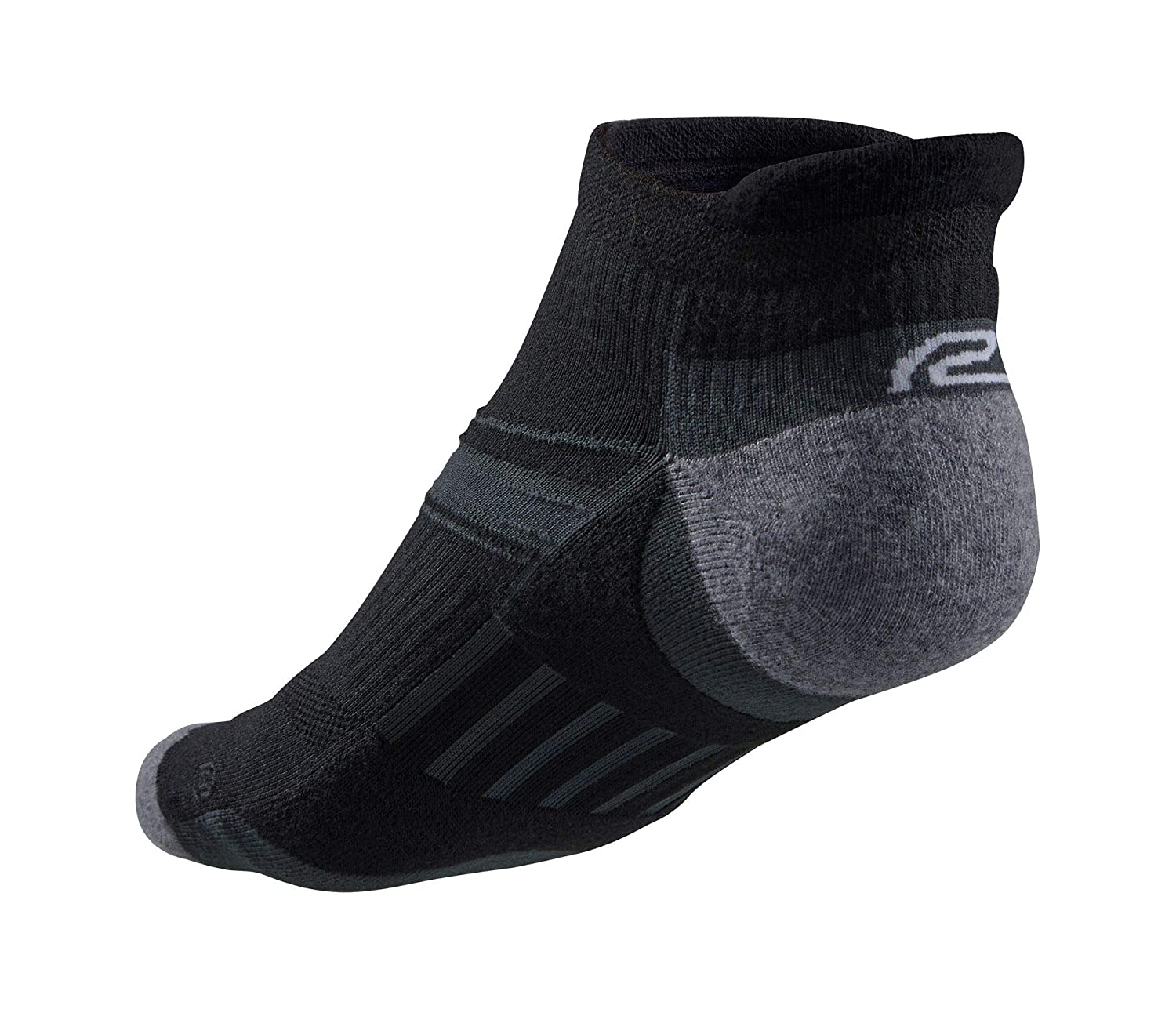 R-Gear Super Plush No Show Socks for Men and Women Extra Soft and Comfortable 3 Pack