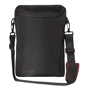 "Techair TAUBP005 - Bolsa de transporte para ordenador portátil de 13.3"", color negro"