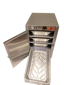 HeatMax 162224 Catering Full Size tray Hot Box Food Warmer