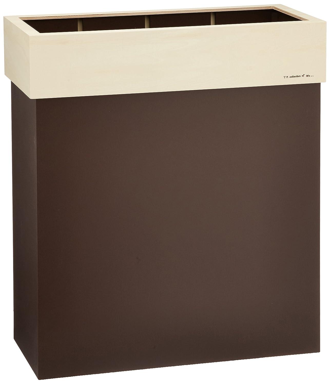 ヤマト工芸 木製ダストボックス 「HANGER DUST S」 ホワイト YK06-108 30L B018X7SH8S 30L|ホワイト|タイプS ホワイト 30L